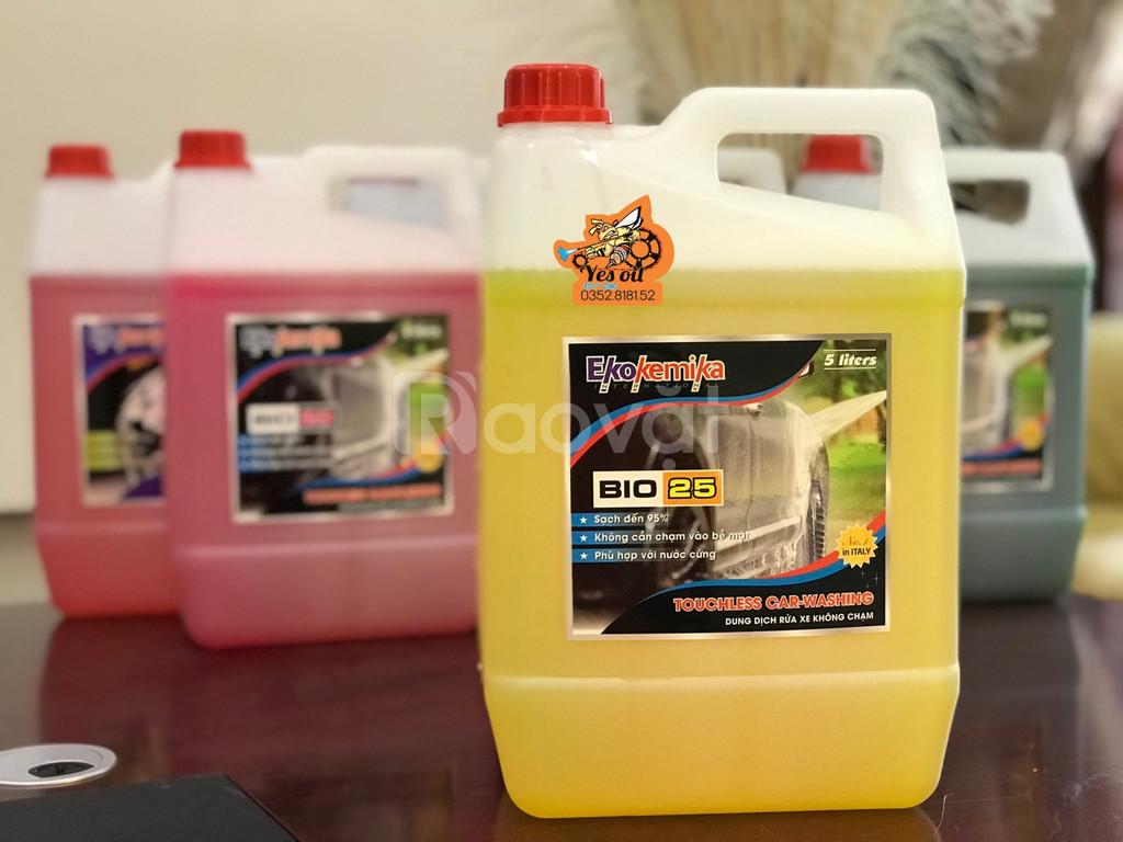 Nước rửa xe không chạm BIO25 5L