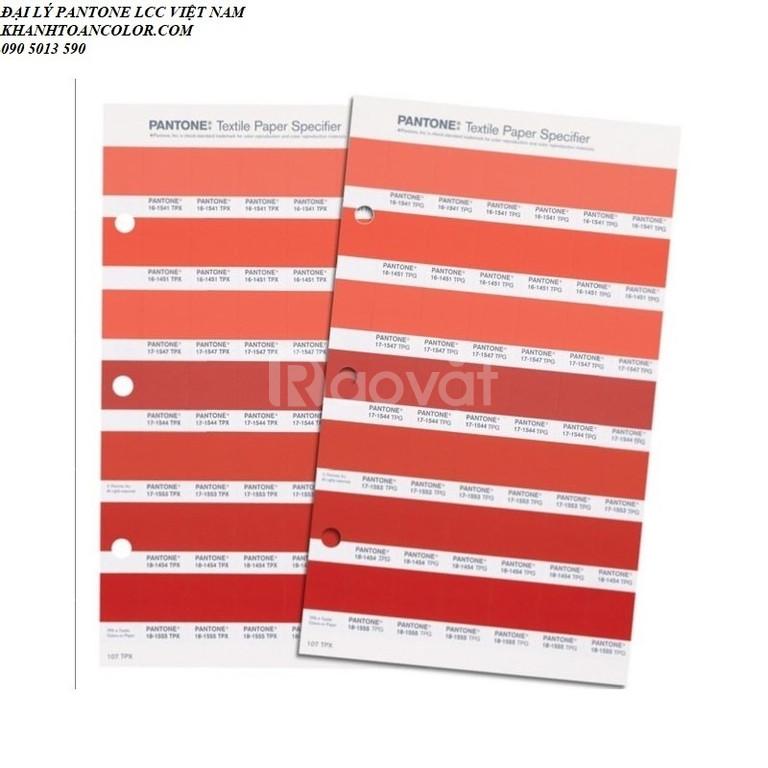Bảng màu Pantone TPG FHIP230A FHI Specifier Guide NEW 2020