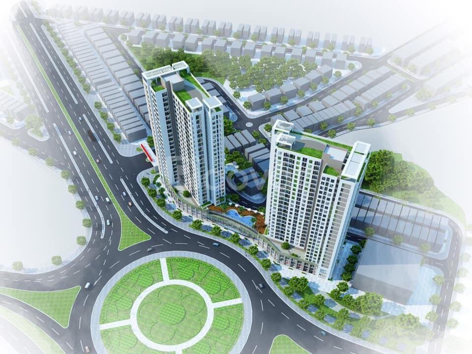 Bán căn 2PN ngoại giao CĐT chung cư VCI Tower Vĩnh Yên