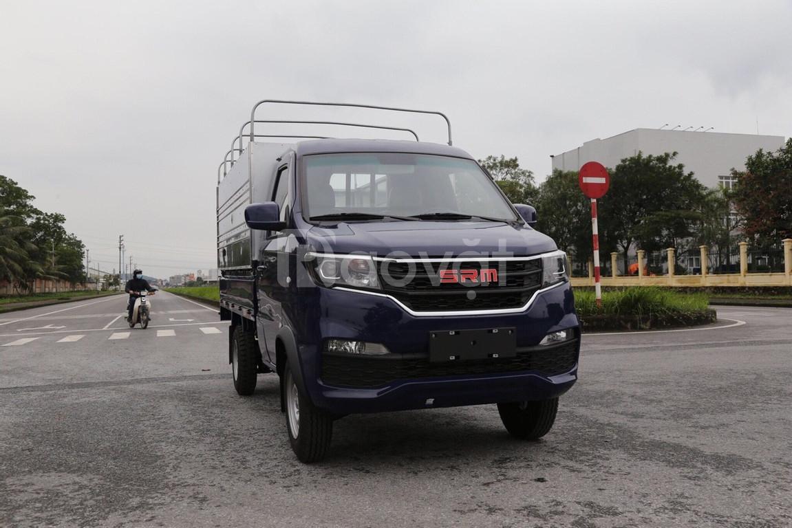 Xe tải dongben srm 930kg - thùng dài 2m6 đời 2020   Trả trước 70 triệu