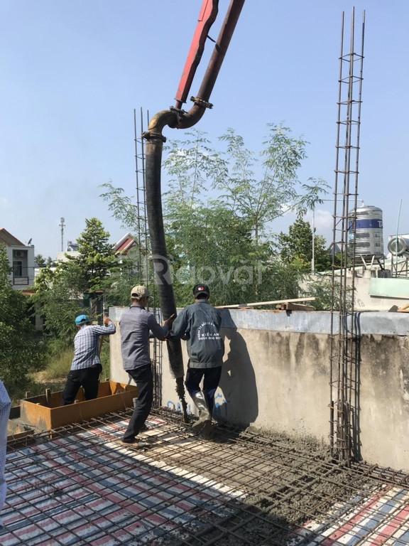 Báo giá xây dựng nhà trọn gói, xây dựng phần thô công trình, XD KiếnAn