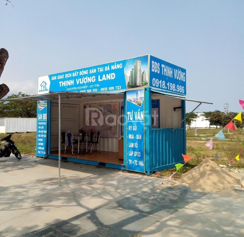 Bán Container tại Đà Nẵng -  Giá tốt Đà Nẵng