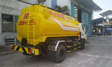 Bán xe bồn Hino 6m3 trả góp uy tín tại Petrolimex