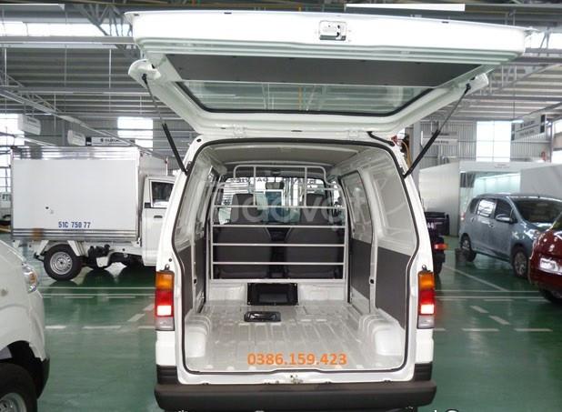 Xe tải su cóc 5 tạ Suzuki van 5 tạ, giá xe suzuki van mới 2020