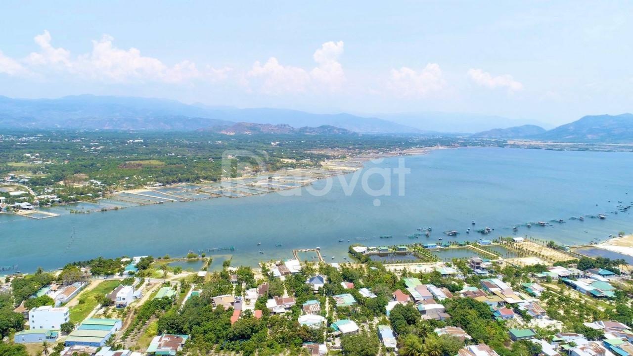Bán đất ven đầm Thủy Triều Cam Lâm giá chỉ 747 triệu
