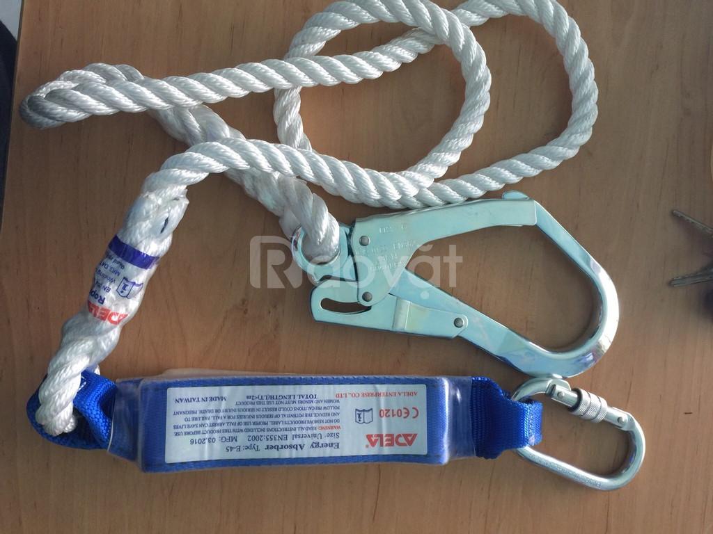 Thiết bị đu dây làm việc trên cao chất lượng tốt có bảo hành