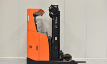 Xe nâng điện BT RRE250 nâng cao 7m