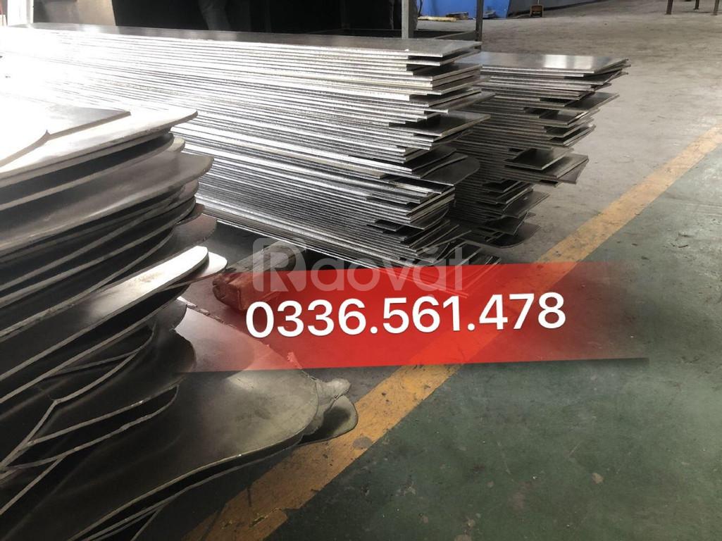 Thanh la inox  316L, 310S, 440C giá sỉ đầy đủ CO CQ (ảnh 1)