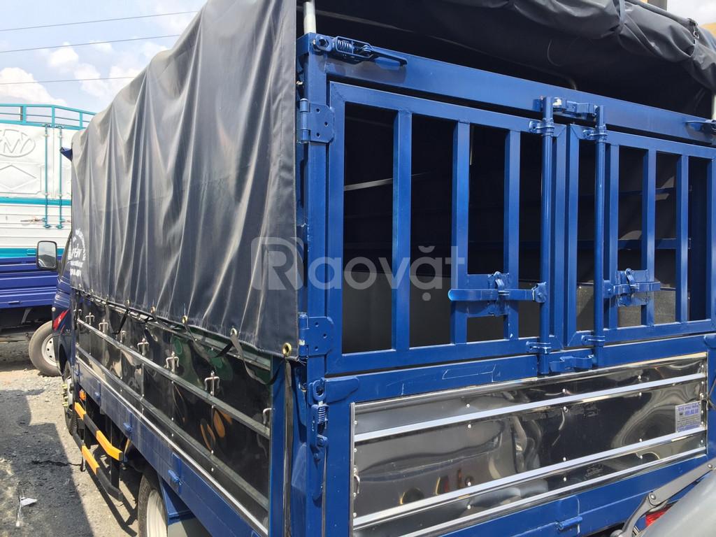 Xe tải 1 tấn máy dầu, jac 990kg, jac 1 tấn, xe tải jac x99 giá rẻ