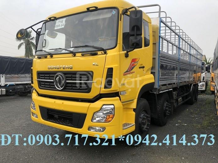 Xe tải Dongfeng 4 chân 17T9 Euro 5 nhập khẩu 2019 giá cạnh tranh