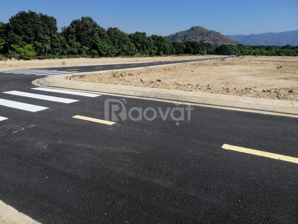 Bán đất mặt tiền Đinh TIên Hoàng 40m, Cam Lâm, Cam Ranh 1.4 tỷ/lô