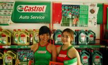 Chuyên dầu nhớt mỡ Castrol BP tại TPHCM