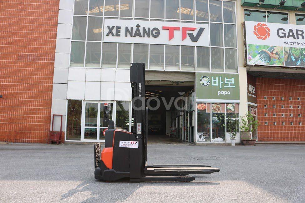 Xe nâng điện BT-SWE140, số khung 6512429