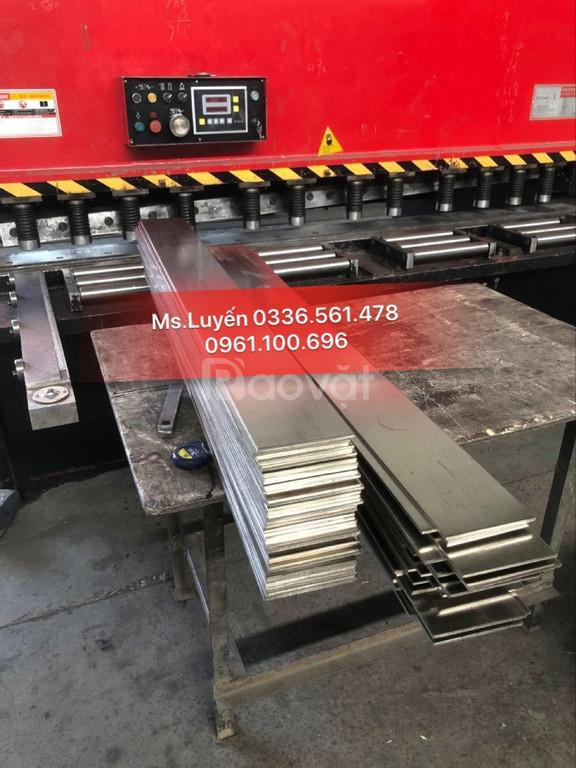 Thanh la inox  316L, 310S, 440C giá sỉ đầy đủ CO CQ (ảnh 6)
