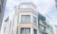 Nhà Quận 3, HXH, lô góc, 5 tầng cho thuê thu nhập 45 triệu/tháng
