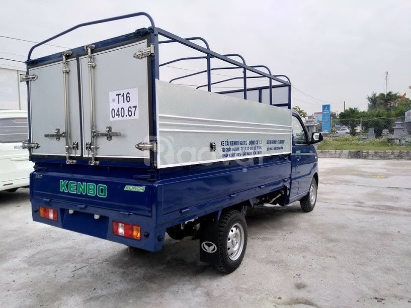Xe tải 990kg Kenbo tại Hải Dương