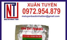Chuyên cung cấp bao bì thuốc thú y thủy sản
