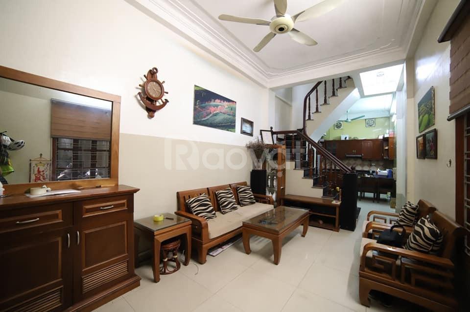 Bán nhà đẹp 35m2, 4 tầng, sổ nở hậu tại MP Bạch Mai giá 3.35 tỷ