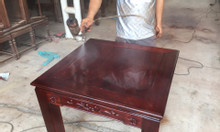 Đại lý chuyên cung cấp sơn gỗ 1 thành phần NC cho nội thất