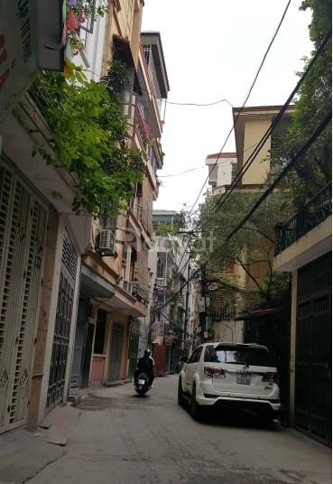 Bán nhà Đào Tấn, Ba Đình 66m2, giá 8.6 tỷ, phân lô, ngõ thông ô tô