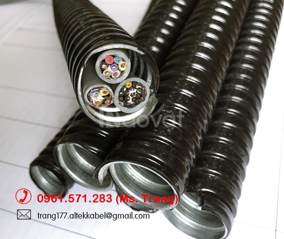 Ống luồn dây điện, ống ruột gà, ống sun sắt giá rẻ