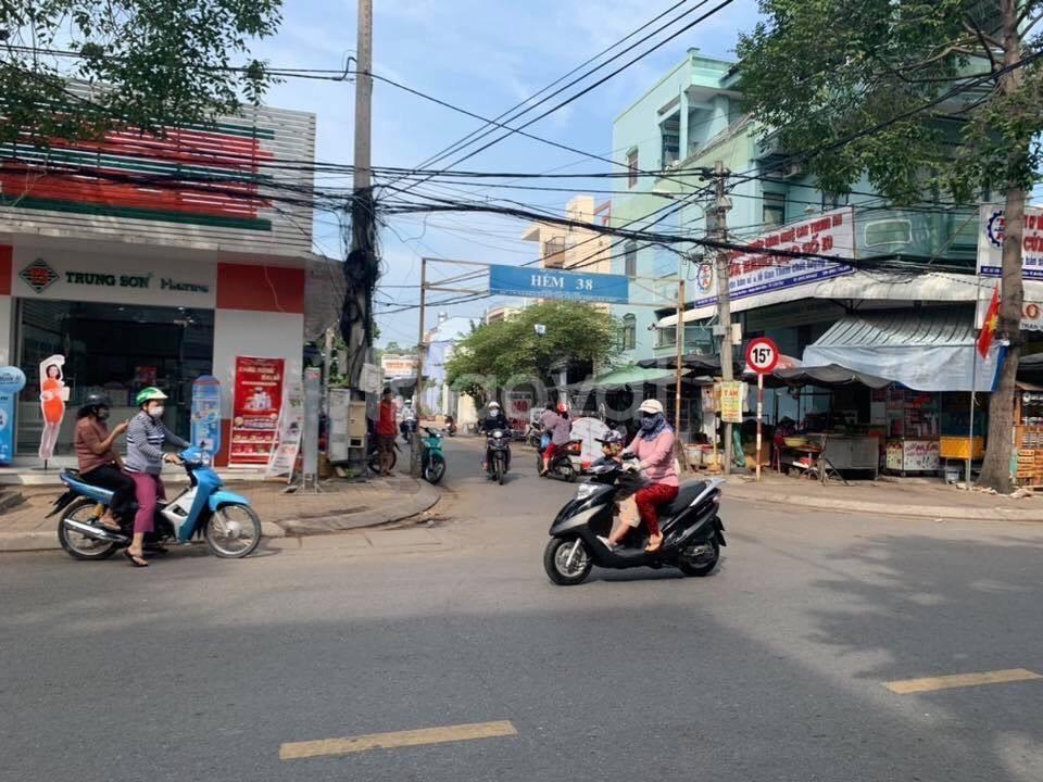 Bán nền thổ cư hẻm 38 Trần Việt Châu, phường An Hòa Ninh Kiều