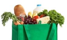 Túi vải đựng hoa quả, trái cây