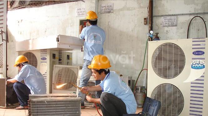Tuyển nhân viên lắp đặt điều hòa, máy lọc không khí 8-13tr/tháng