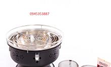 Bếp nướng than hoa không khói BN300 hàng chính hãng Nam Hồng