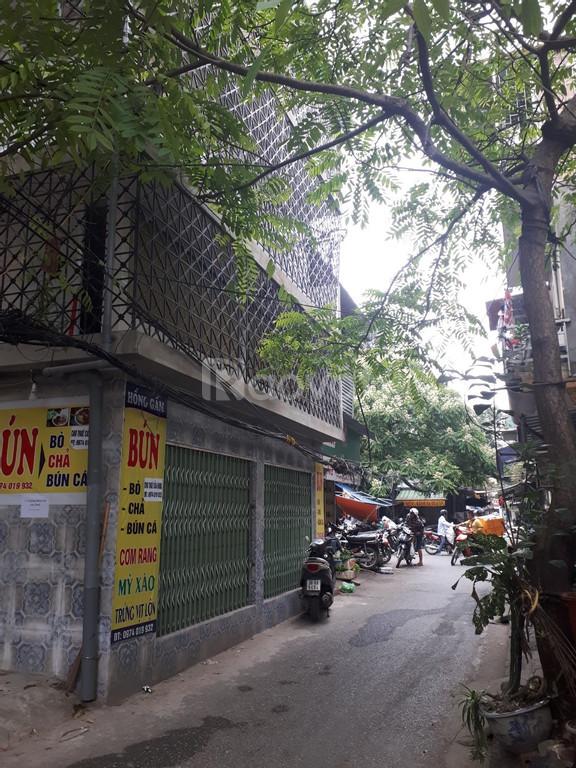 Bán nhà TT Bách hóa Thanh Xuân đường Nguyễn Qúy Đức