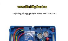 Bộ Đồng hồ nạp gas lạnh Value VMG-2-R22-B