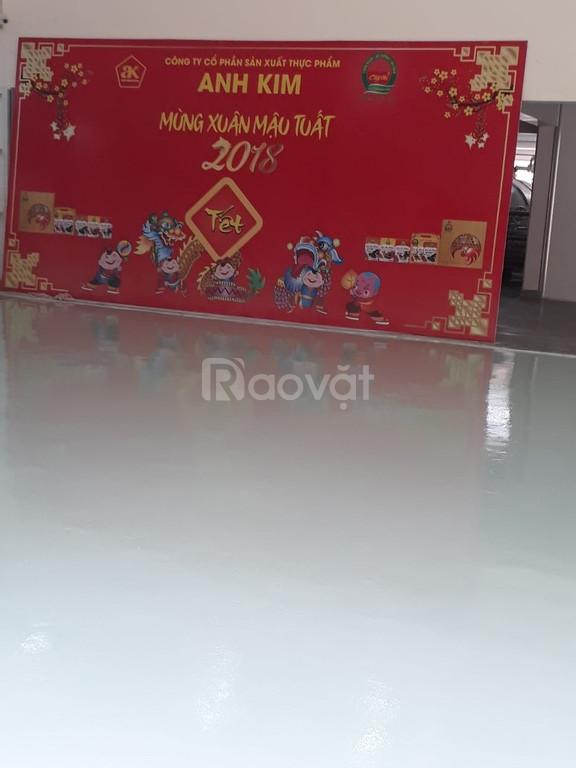 Cửa hàng cung cấp sơn dầu gốc nước Cadin không mùi cho bệnh viện
