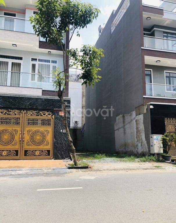 Cần bán đi 2 lô đất đường Số 7 gần ngã tư Tên Lửa Trần Văn Giàu