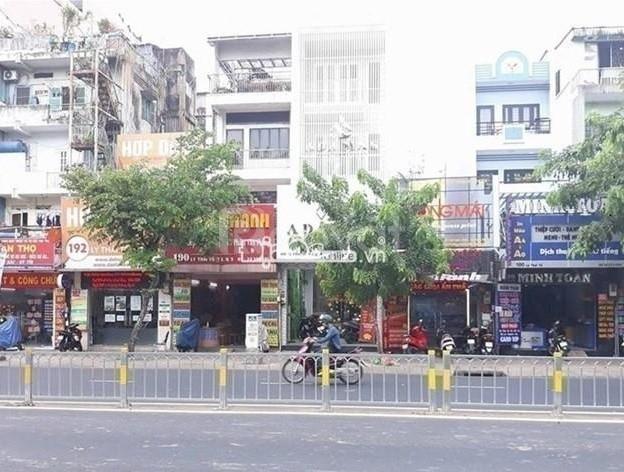 Bán nhà mặt phố Nguyễn Văn Cừ 200m x 4 tầng một mặt phố một mặt ngõ oto  46 tỷ 0986073333
