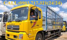 Xe Dongfeng 9 tấn mới 2019 Euro5 Model Dongfeng B180