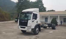Giá xe tải faw 8 tấn - thùng dài 8 mét chở hàng nhẹ