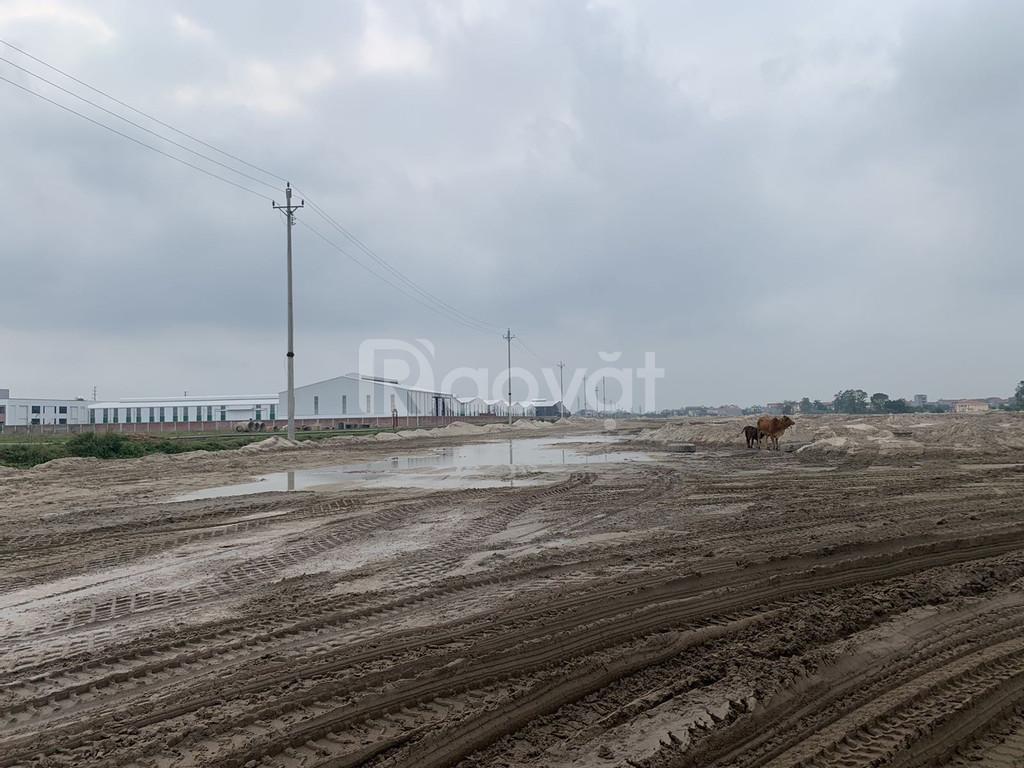 Đất nền nằm sát KCN Yên Phong mở rộng cạnh SamSung, dự án Dũng Liệt