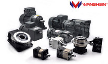 Động cơ giảm tốc Wanshsin trong công nghiệp