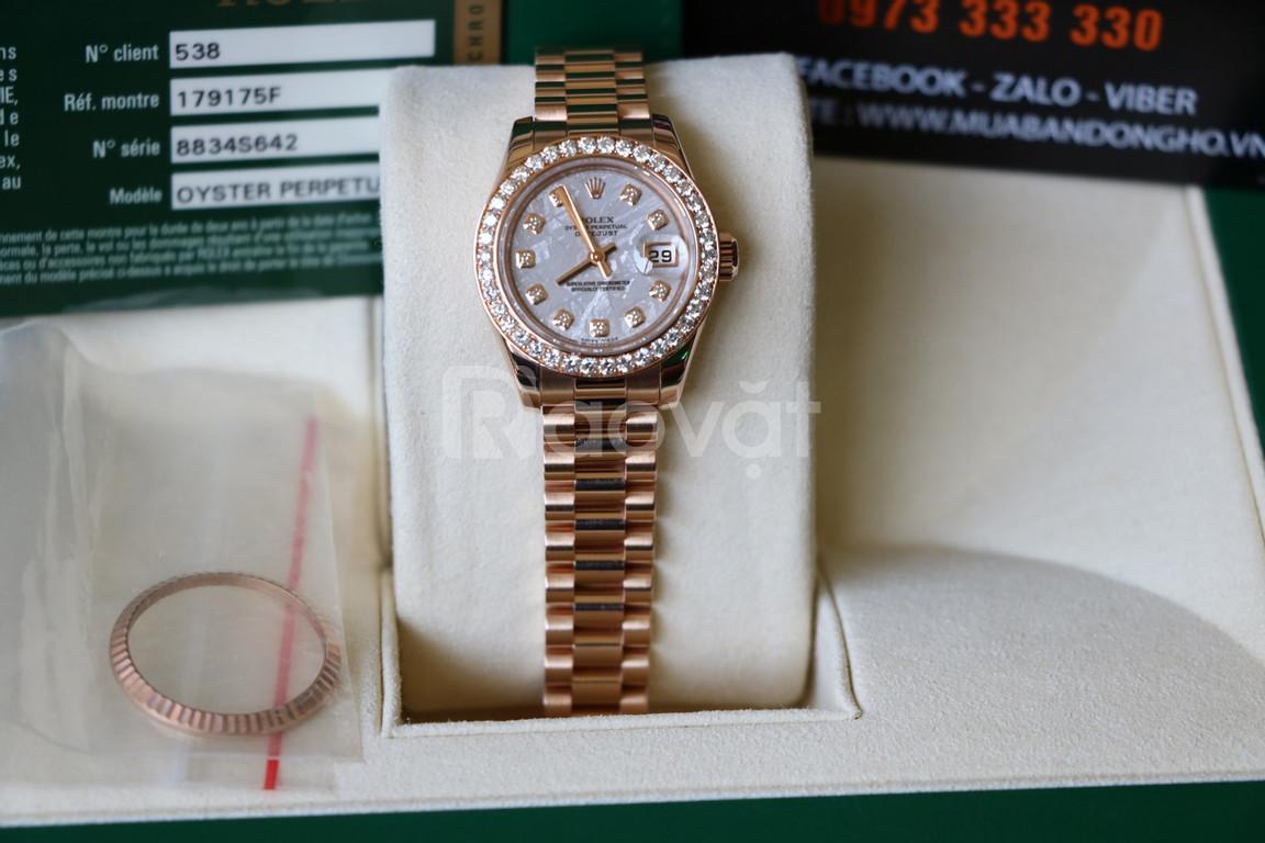 Cửa hàng thu mua đồng hồ đeo tay cũ chính hãng thụy sỹ giá cao