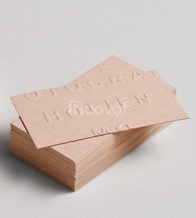 Mẫu luxury namecard sang trọng 2020