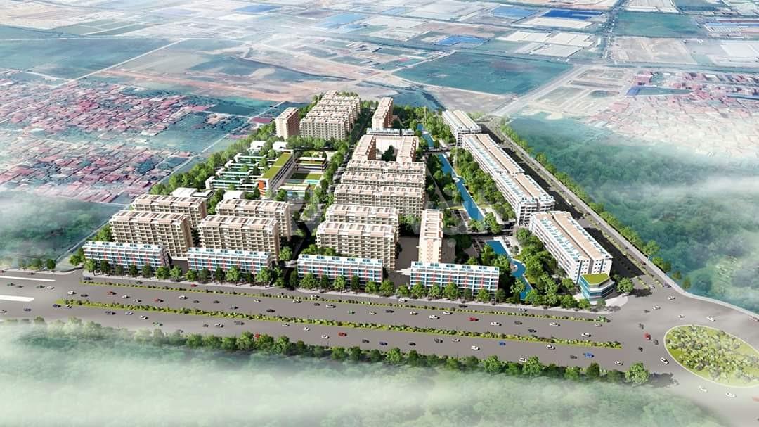 Đất shophouse Cát Tường Smart City Bắc Ninh 1.7 tỷ/ 1 lô 80m2