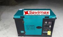 Máy phát điện Bamboo 9800EAT 3 Pha, 8kw, có tủ ATS giá rẻ