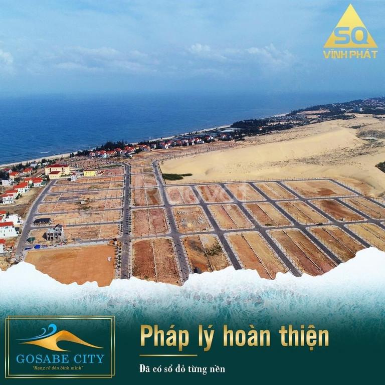 Bán đất biển giá rẻ tại xã Nhân Trạch, Quảng Bình