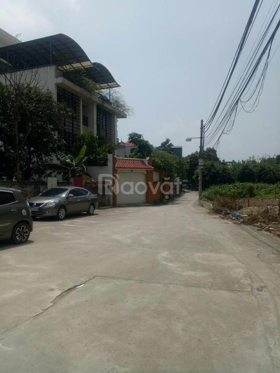 Bán đất ô tô 7 chỗ vào nhà đất trung tâm Thạch Bàn Long Biên