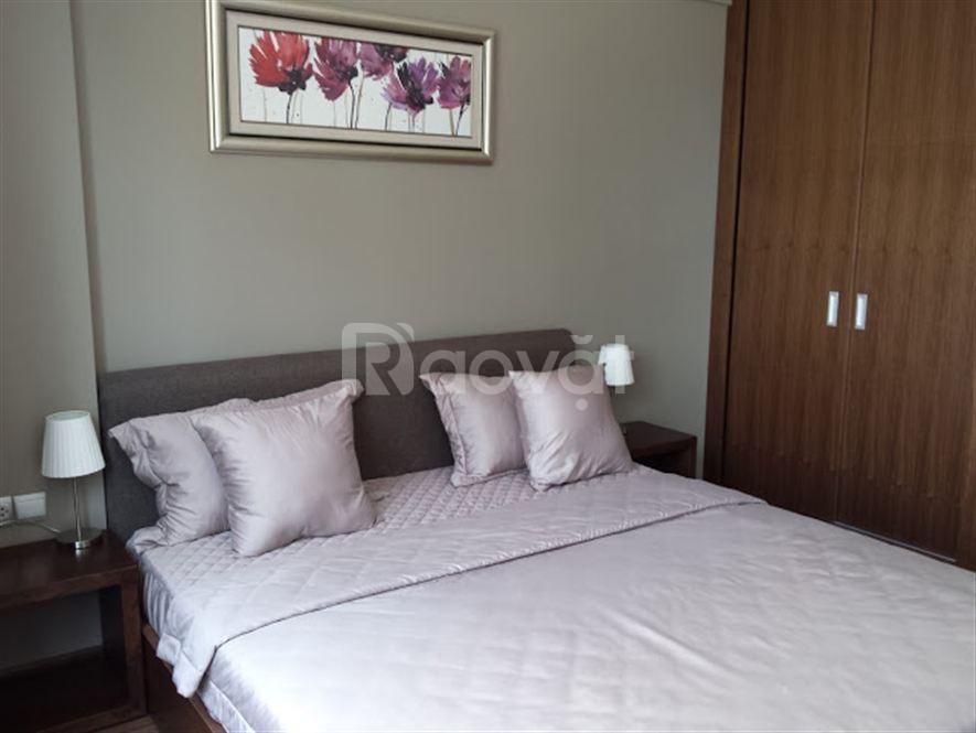 Tôi cần cho thuê căn hộ 117m2/3PN giá 13 tr/th, dự án Komos Tây Hồ