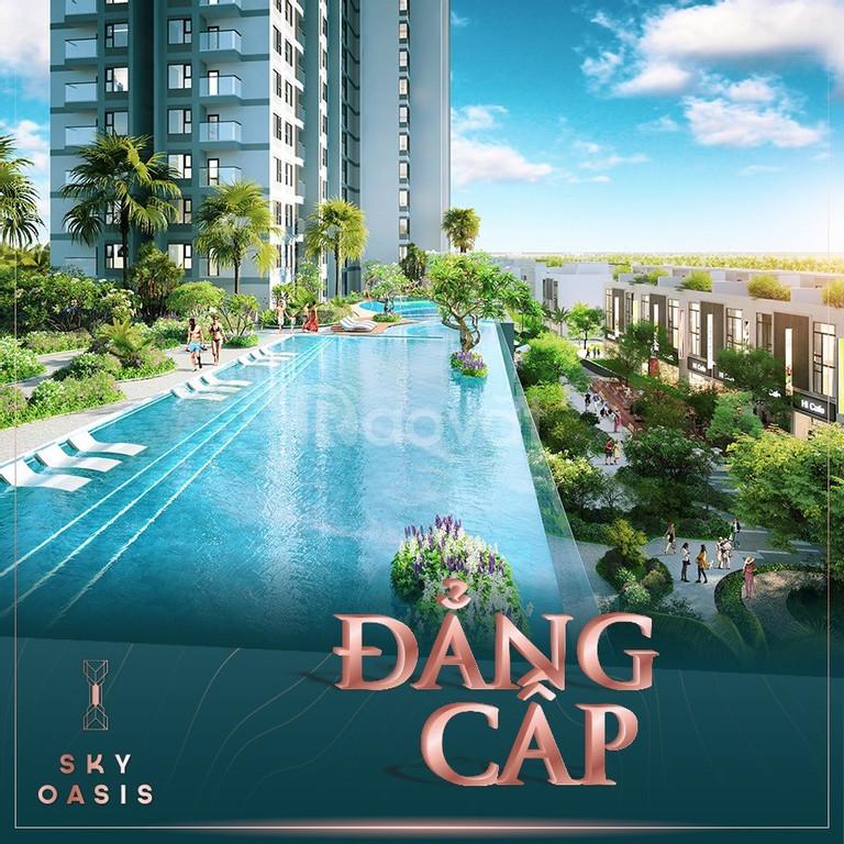 Ra mắt tòa S2 Sky Oasis Residence trong lòng thành phố Ecopark