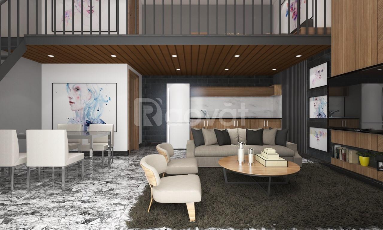 Chung cư giá rẻ dưới 300 triệu hoàn thiện nội thất