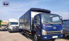 Xe tải 7.3 tấn thùng dài giá rẻ - xe tải faw 7 tấn 3 trả góp - Faw 7t3