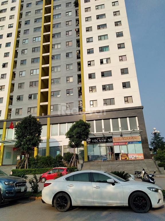 Căn góc 3 PN CC Đồng Phát Park View Hoàng Mai, Hà Nội.