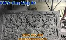 Chiêm ngưỡng mẫu chiếu rồng bằng đá đẹp giá tốt tại Ninh Bình